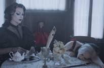 "Alice Glass Enlists Former 'Drag Race' Winner Violet Chachki for ""Mine"" Video"