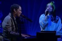 Watch Alicia Keys and Billie Eilish Cover Each Other's Songs and Perform Together