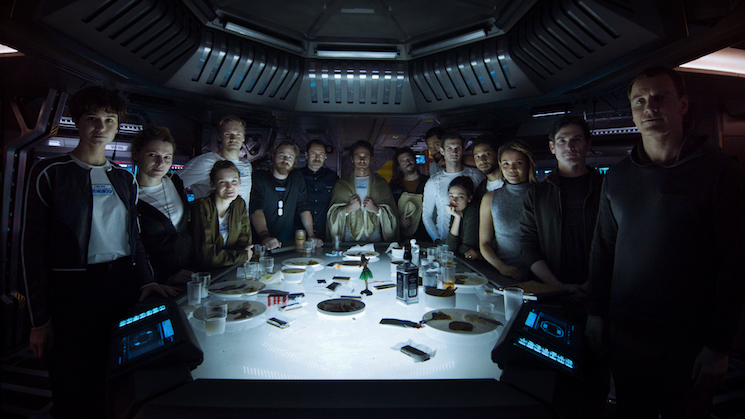 Everything Goes to Shit in the New Trailer for 'Alien: Covenant'
