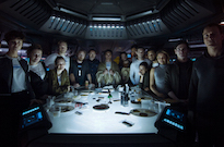 Meet the Massive Cast of 'Alien: Covenant' with This Set Photo