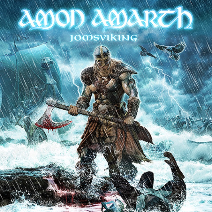 Amon Amarth Unveil 'Jomsviking' LP, Prep North American Tour with Entombed A.D.