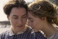 'Ammonite' Is a Delicate, Tranquil Romance from Kate Winslet and Saoirse Ronan Directed by Francis Lee