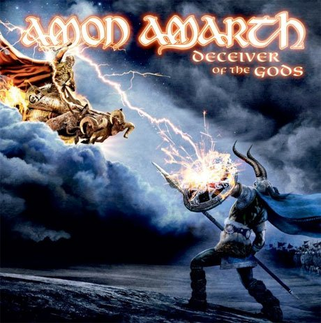 Amon AmarthDeceiver of the Gods