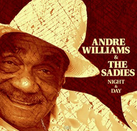 Andre Williams and the Sadies Team Back Up for 'Night & Day'