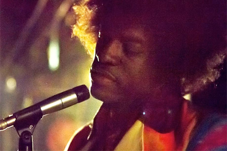 Andr� 3000's Jimi Hendrix Biopic Gets TIFF Premiere Date; See the First Official Photo