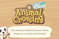 Watch the 'Animal Crossing' Musicians Perform Its Theme While Socially Distancing