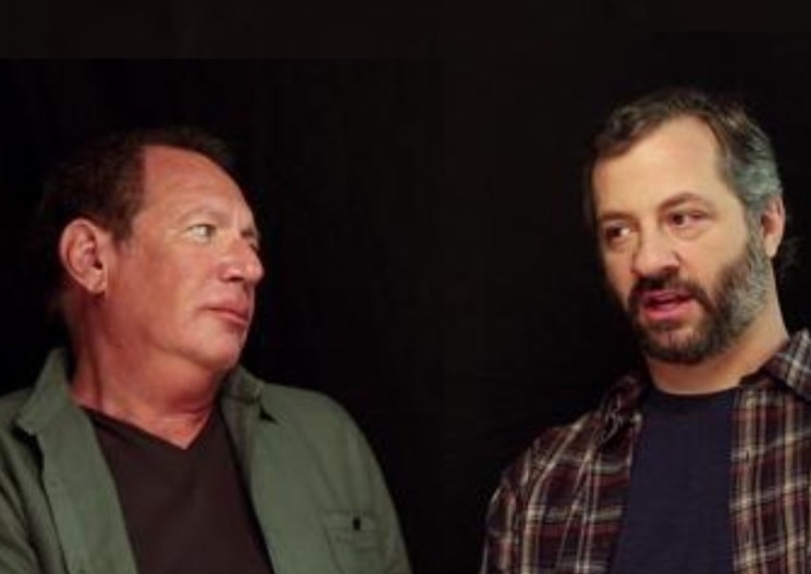 Judd Apatow Is Making a Documentary About Garry Shandling