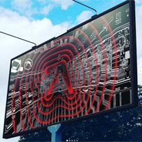 Here's What Those Aphex Twin Billboards Were Teasing