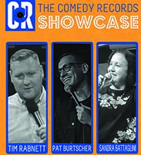 Sandra Battaglini, Tim Rabnett and Pat Burtscher Usher In Spring at the Exclaim!/Comedy Records Standup Showcase