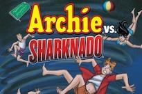 Archie Faces Off Against 'Sharknado' in New Comic