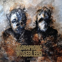Agoraphobic Nosebleed Kick Off EP Series with 'Arc'