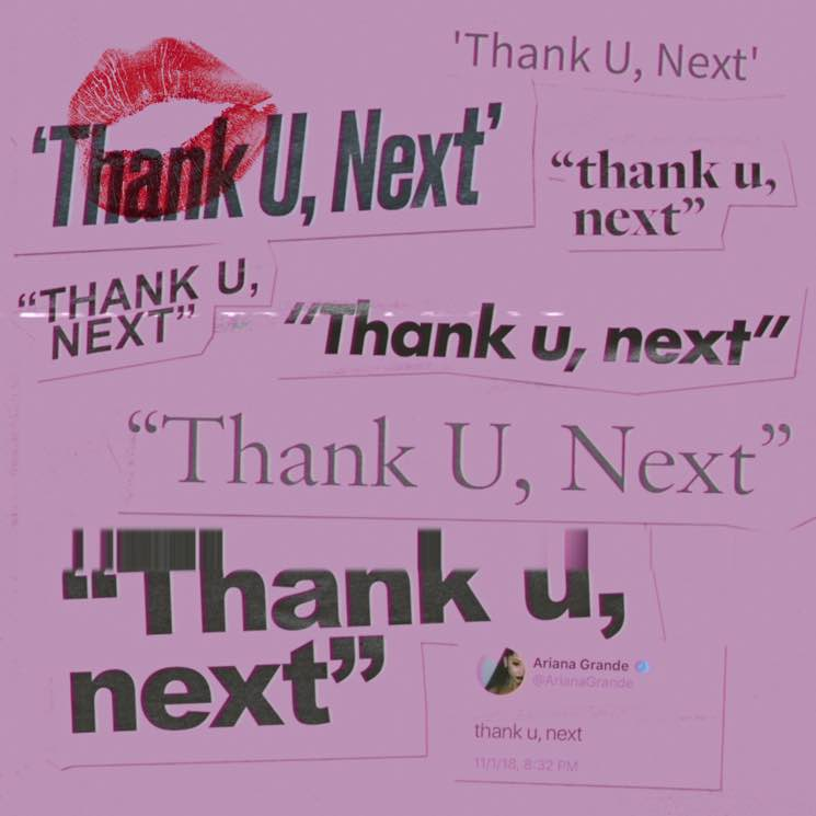"""Ariana Grande Is """"So Fucking Grateful"""" for Her Exes on New Song """"thank u, next"""""""