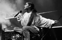 "Ariana Grande Adds Dates to ""Sweetener World Tour"""