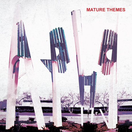 Ariel Pink's Haunted Graffiti'Mature Themes' (album stream)