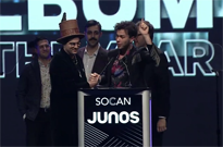 ​Arkells Gave Up Their Junos Speech So Jeremy Dutcher Could Finish His Reconciliation Message to Justin Trudeau