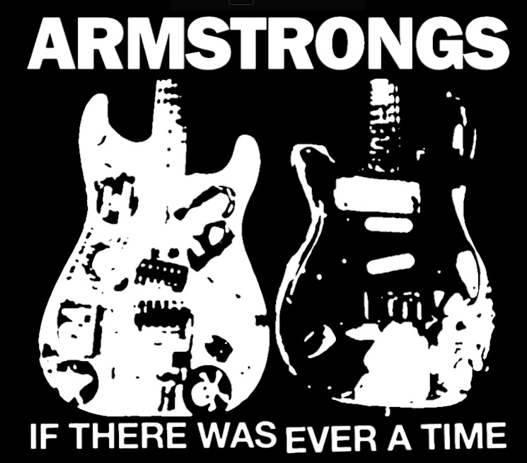 Punk Supergroup Armstrongs Share New Single 'If There Was Ever A Time'