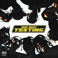"""A$AP Rocky Reveals 'Testing' Artwork, Confirms """"ALBUM DONE"""""""