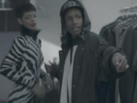 Asap Rocky Fashion Killa Video A AP Rocky quot Fashion Killa quot ft