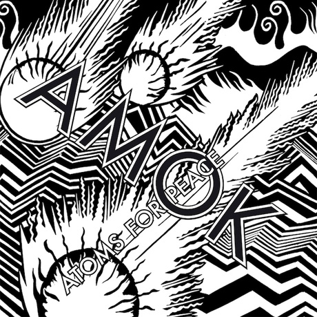 Atoms for Peace's 'Amok' Artwork Turned into Building-sized Animated GIF
