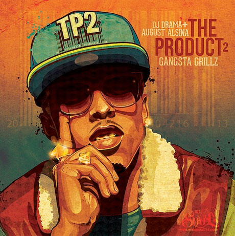 August Alsina - 'The Product II' (mixtape)