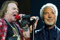 ​Axl Rose and Tom Jones Partied til 6 a.m. in London Last Weekend