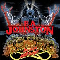"​B.A. Johnston Announces 'The Skid Is Hot Tonight' LP, Shares New Song Devoted to ""Geddy Lee"""