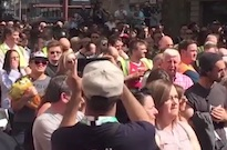 Manchester Crowd Breaks into Impromptu Performance of Oasis's