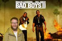 Seth Rogen Reveals He Helped Write 'Bad Boys II'