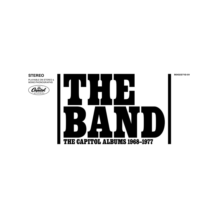 The Band S Classic Era Celebrated With Vinyl Box Set