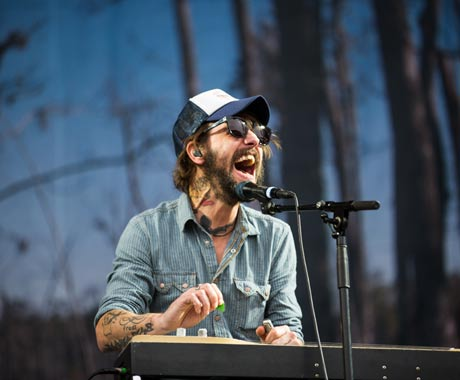 Band of Horses - Land's End Stage, San Francisco CA, August 9
