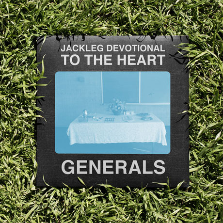 The Baptist Generals\'Jackleg Devotional to the Heart\' (album stream)