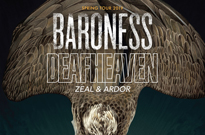 Baroness and Deafheaven Map Out Co-Headlining Tour