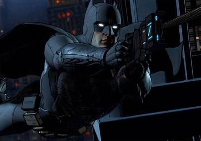 Batman: The Telltale Series (Episode One: Realm of Shadows)
