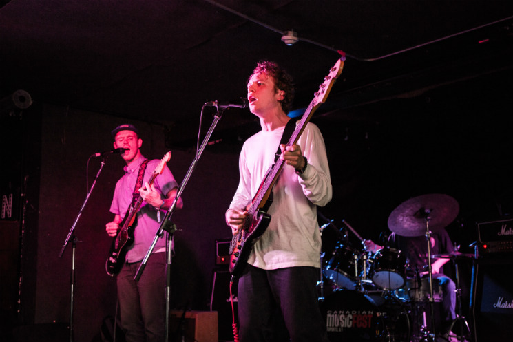 B BoysThe Garrison, Toronto ON, May 4