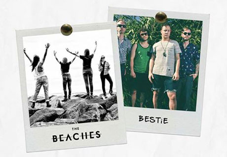 BESTiE and the Beaches Team Up for