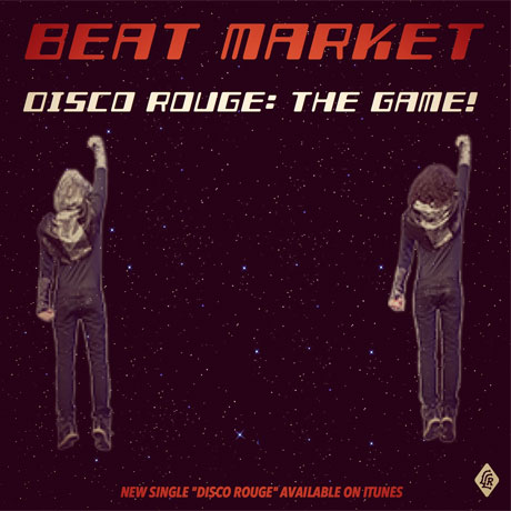 Beat Market'Disco Rouge: The Game'