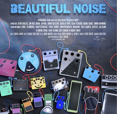My Bloody Valentine, Jesus and Mary Chain and Cocteau Twins Featured in 'Beautiful Noise' Shoegaze Documentary