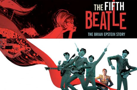 Beatles Manager Brian Epstein Examined in Upcoming Graphic Novel and Film