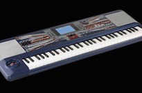 Korg Unveils Beatles-Themed Keyboard