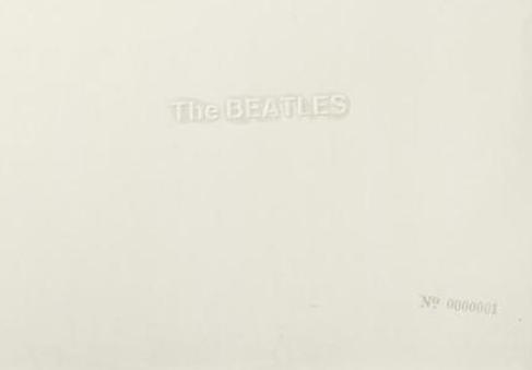 You Can Now Own Copy 0000001 of the Beatles' 'White Album' Courtesy of Ringo Starr