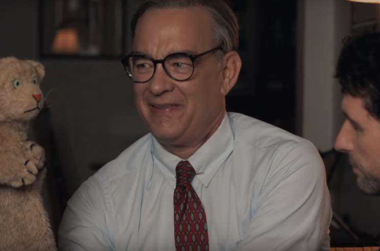 ​See Tom Hanks as Mr. Rogers in the 'A Beautiful Day in the Neighborhood' Trailer