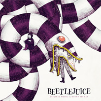 Danny Elfman Beetlejuice (Original Motion Picture Soundtrack)