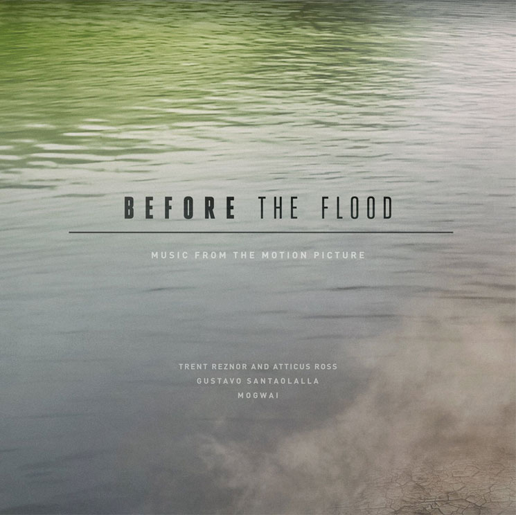 Full Details Emerge For Before The Flood Soundtrack By