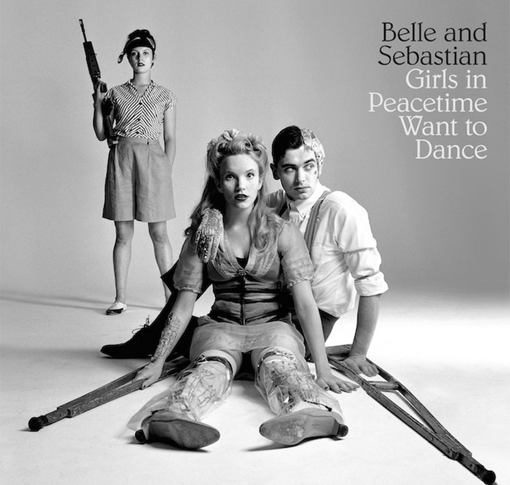 Belle and Sebastian'Girls in Peacetime Want to Dance' (album stream)
