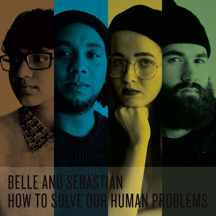 Belle And Sebastian Announce  U0026 39 How To Solve Our Human