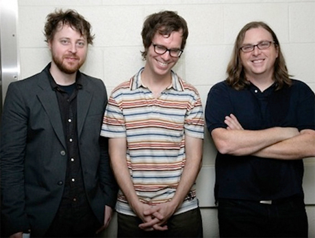 Ben Folds Gives Studio Update on New Ben Folds Five Album