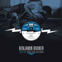 Benjamin Booker Reveals 'Live at Third Man' LP