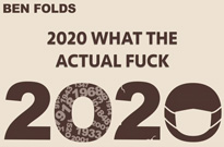 "Ben Folds Takes On ""2020"" in New Song"