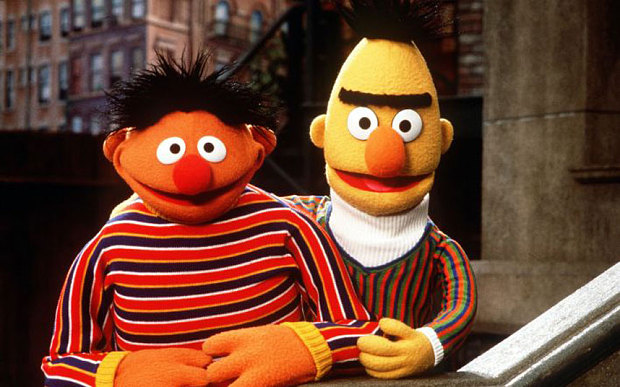 Bert ernie homosexual relationships