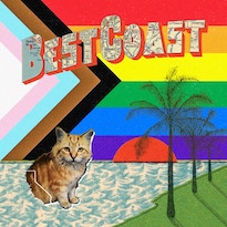 Best Coast Rework 'Boyfriend' for LGBTQ+ Benefit